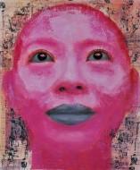Simone140 x 168 cm  / Mixed media /
