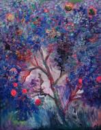 Rosal Venceran 3 Oleo sobre tela / 200 x 150cm / 2017