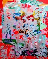 Sin título 3452  Acrílico sobre tela / 183 x 145 cm / 2013