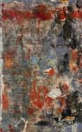 Sin título N° 3652 Técnica mixta / 130 x 208 cm / 2015