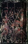 Sin título N° 3655Técnica mixta / 134 x 213 cm / 2014