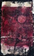 Sin título N° 3663 Técnica mixta / 190 x 322 cm / 2013