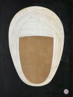 Gran Vendaje (Black Extended Mix Version) Acrílico sobre lienzo / 200 x 150 cm / 2008