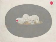 Silencio #1 Acrílico sobre lienzo / 200 x 250 cm / 2008