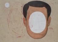 Erased head  Acrílico sobre lienzo / 150 x 212 cm / 2012