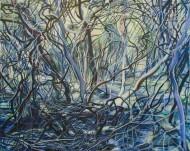 Sin  título Óleo sobre tela / 120 x 150 cm / 2016