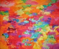 Reflejos Óleo sobre tela / 120 x 140 cm / 2014