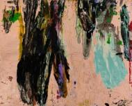 Sin Título / Díptico / Técnica Mixta sobre tela / 260 x 230 cm / 2020