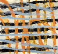 S/Título Nº 3907 Técnica Mixta / 247,5 x 264 cm / 2017