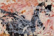Nº 3958 / Técnica Mixta sobre tela / 133 x 197 cm / 2017