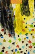 Eduardo Hoffmann - Nº 4292 / Técnica Mixta sobre tela / 202 x 132 cm / 2019