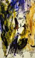 Eduardo Hoffmann - Nº 4360 / Técnica Mixta sobre tela / 220 x 133 cm / 2019