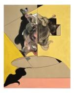 Esencia del hombre Óleo y tiza sobre tela / 150 x 120 / 2015