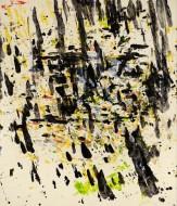 Nº 4174 / Técnica Mixta sobre tela / 140 x 130 cm / 2019