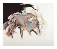 El consumo del mundo Óleo y carbonilla sobre lienzo / 215 x 184