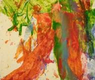 S/Título Nº 3914Técnica Mixta / 111 x 131 cm /2017