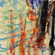 Nº 4511 / Técnica Mixta sobre tela / 130 x 130 cm / 2019