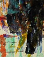 Nº 4383 / Técnica Mixta sobre tela / 133 x 100 cm / 2019