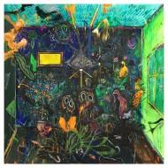 Cuatro (serie)  Gouache, Acrílico, Carbonilla y Pastel sobre Papel / 130 X 130 cm / 2016