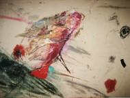 Descenso / Mixta s/tela /168 x 213 cm /1997