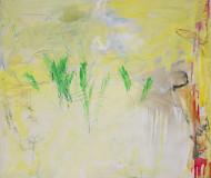 2005-56 Sin titulo / oleo sobre tela / 150 x 150 cm /