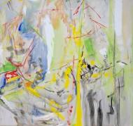 2010-03 Sin titulo / acrílico sobre tela / 170 x 180 cm /