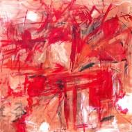 Sin Titulo / 2012-92 / Óleo sobre tela / 140 x 140 cm