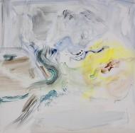 Sin Titulo / 2015-03 / Acrílico sobre tela / 100 x 100 cm
