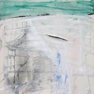 Sin Titulo / 2015-10 / Acrilico sobre tela / 100 x 100 cm