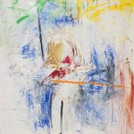 Primitivo  / 2015-30 / Acrílico sobre tela / 180 x 180 cm