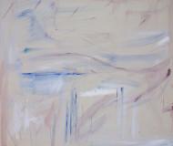 2019-03 Sin titulo / acrílico sobre tela / 120 x 140 cm /