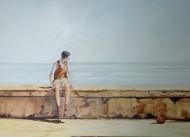 Sicilia / Oleo sobre tela / 80 x 140 cm / 2020