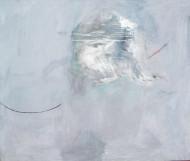 La Mirada acrílico sobre tela / 120  x 150 cm /