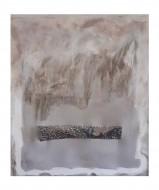 Sin Titulo Pastel tiza y Alpaca sobre lienzo / 70 x 80 cm / 2020