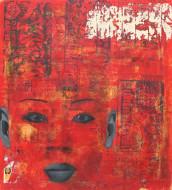 Because The Lord / acrílico sobre tela / 188 x 160 cm  / 2008